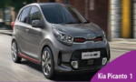 Kia Picanto 1 For Sale, Price, Specifications, Review